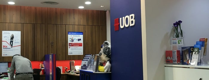 UOB is one of Gateway Ekamai.