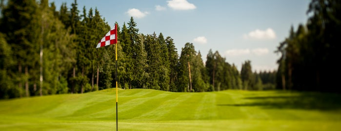 Moscow Country Club is one of Golf in Russia.