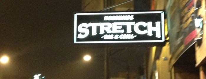 The Stretch Bar & Grill is one of Keep it Cool Chicago.