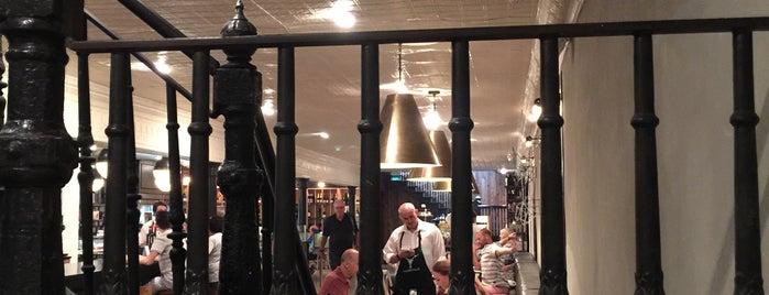 Vaudeville Bistro is one of Favorite Restaurants.