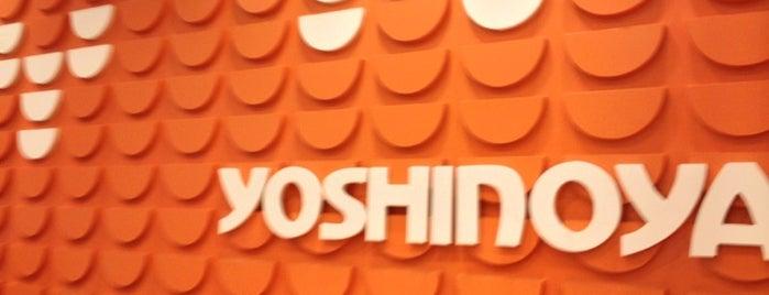 Yoshinoya is one of Restaurants.