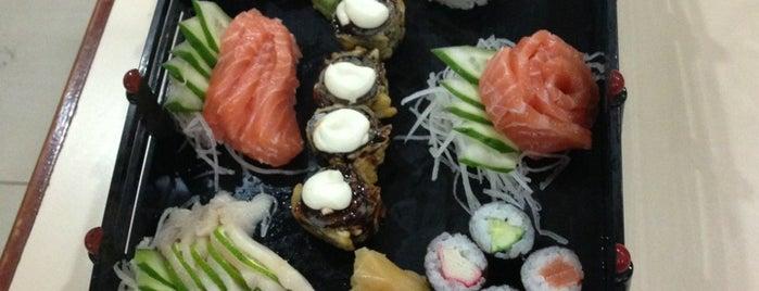 Restaurant Asahi is one of Itanhaém.