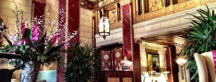 Serrano Hotel is one of #MayorTunde's Past and Present Mayorships.