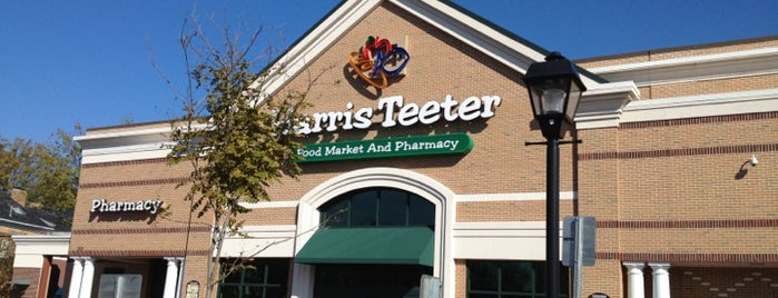 Harris Teeter is one of Guide to Norfolk's best spots.