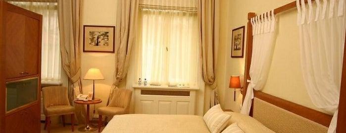 Hotel Ventana is one of Prague.