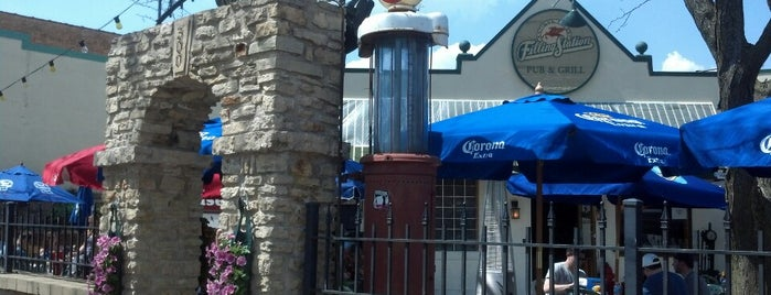 Filling Station Pub & Grill is one of Top 10 favorites places in Saint Charles, IL.