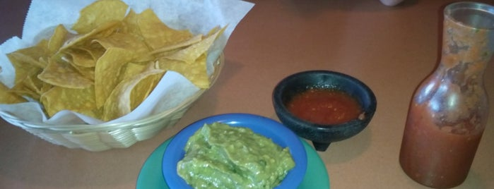 Rey Azteca is one of Eateries!.