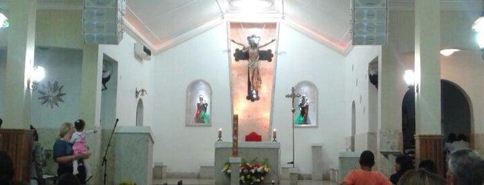 Paróquia Nossa Senhora da Lapa is one of Vicariato Oeste [West].