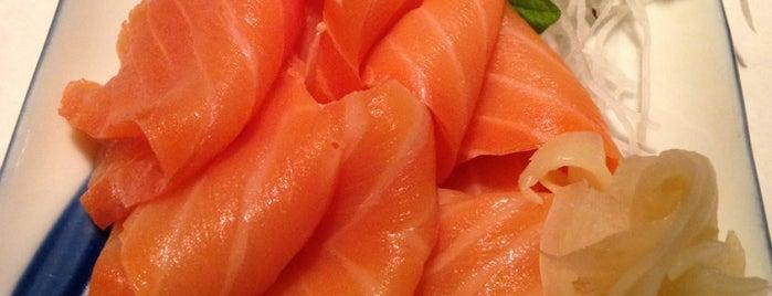 SUSHiNOBO is one of Favorite restaurants around Vinings.