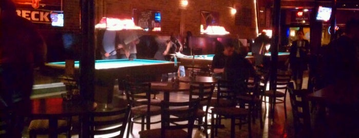 Jupiter's Pizzeria & Billiards is one of Favorite affordable date spots.