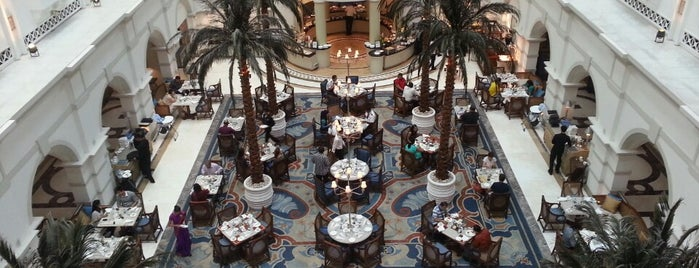 ITC Maratha is one of The 20 best value restaurants in Mumbai, India.