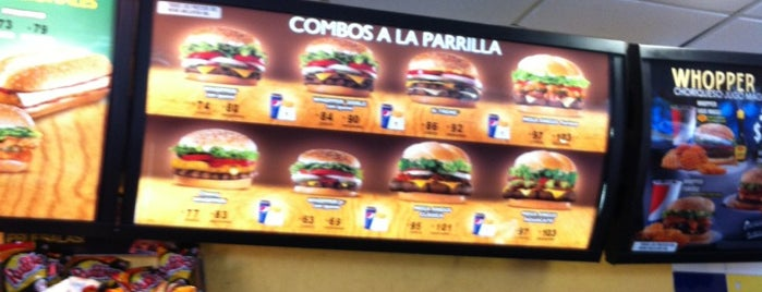 Burger King is one of Restaurantes en Ciudad del Carmen, Campeche.