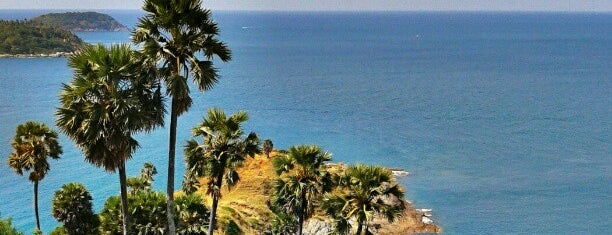 Laem Phrom Thep is one of Places in the world.