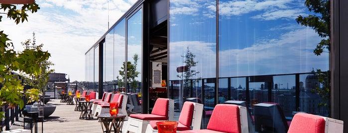 Der Dachboden is one of bar.