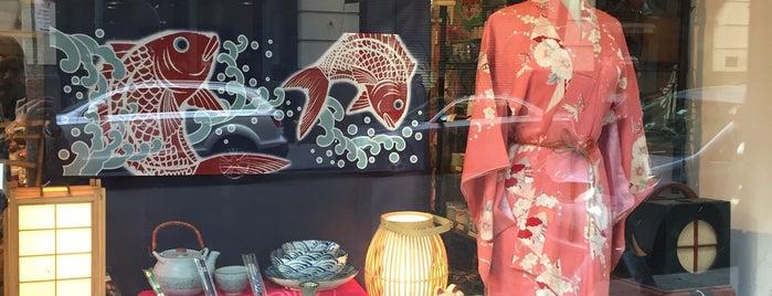 Kyotoya is one of Japan In New York.