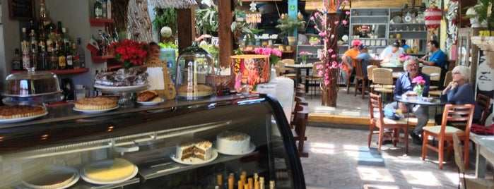 Café Rama is one of San Miguel de Allende.