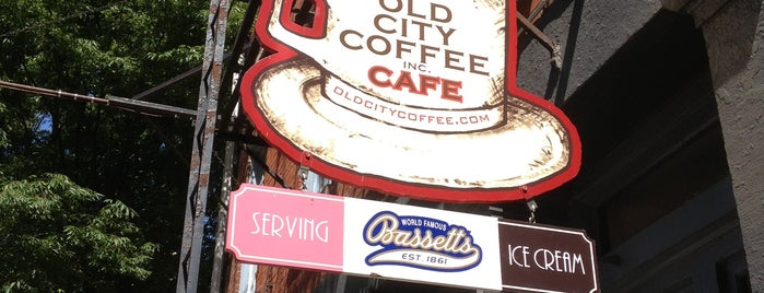 Old City Coffee is one of PA Shooflyer.