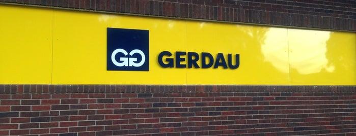 Gerdau is one of work.