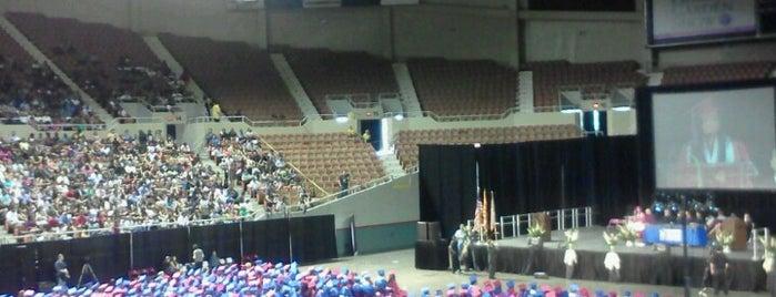 Arizona Veterans Memorial Coliseum is one of DebrA.