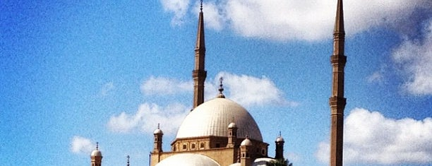 The Saladin Citadel of Cairo is one of Cairo's Best Spots & Must Do's!.