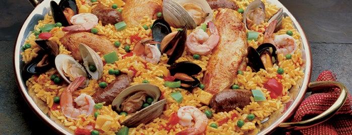 Malaga Restaurant is one of Restaurants.