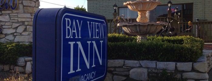 Bay View Inn Morro Bay is one of El Camino Real.