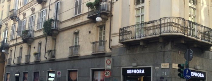 Sephora is one of Italy 2011.