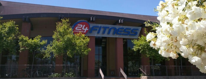 24 Hour Fitness Sport is one of South Bay.