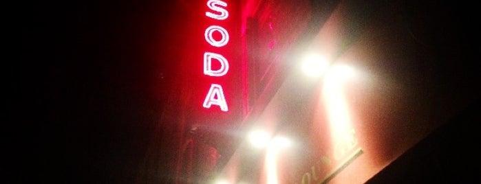 Soda Bar is one of Total Vanderbilt Ave Immersion 2011.