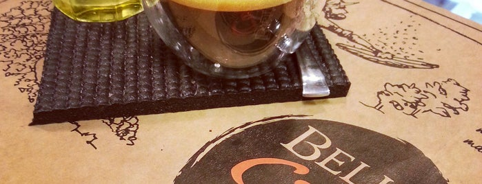 Belini Café - The Coffee Experience is one of Márcio T. Suzaki's Tips.