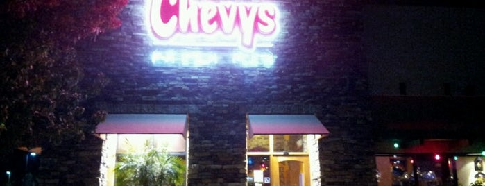 Chevys Fresh Mex is one of Celebrity Hangouts.