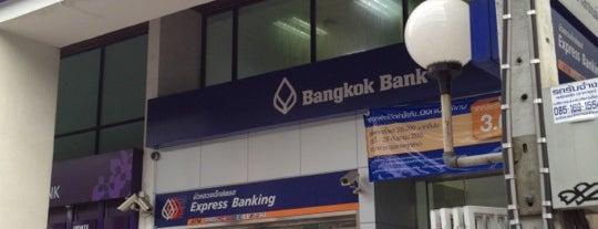 ธนาคารกรุงเทพ (Bangkok Bank) is one of Medical.