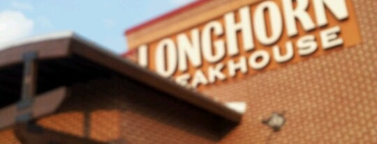 LongHorn Steakhouse is one of Food Spots to Try.
