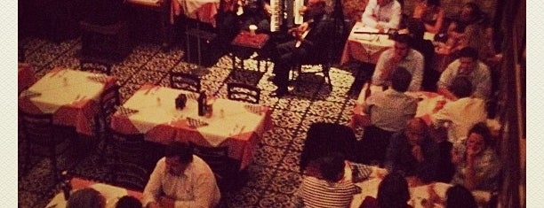 Liguria is one of Favorite restaurants in Santiago Chile.