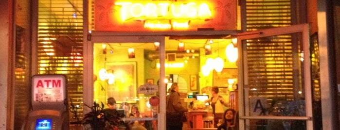 Hotel Tortuga is one of Best Vegetarian Places in NYC.
