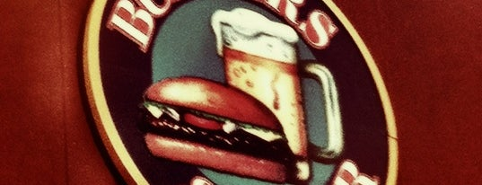 Burgers and Beer is one of Road Warrior.