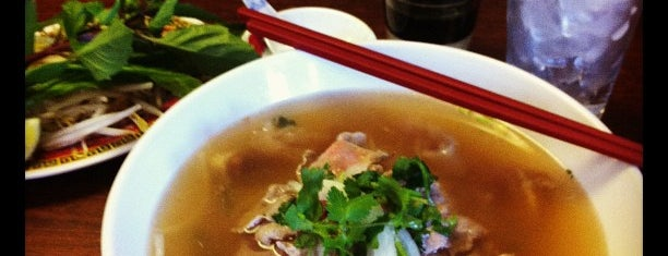 Truc Lam Restaurant is one of places to try.