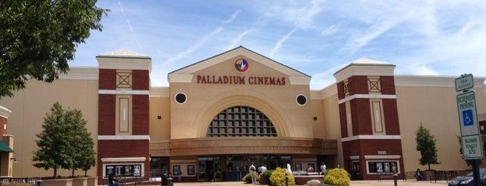 Regal Cinemas Palladium 14 & IMAX is one of Best places in Greensboro, NC.