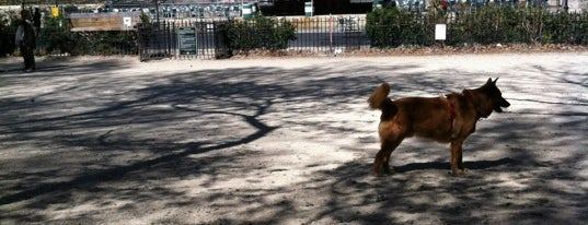 "West 105th Street Dog Run - Riverside Park is one of ""Be Robin Hood #121212 Concert"" @ New York!."