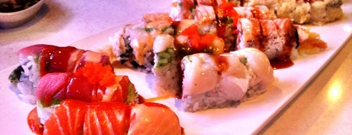 Arigato Sushi is one of Must-visit Sushi Restaurants in Sacramento.