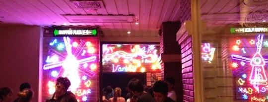 Brick Bar is one of All Bars & Clubs: TalkBangkok.com.