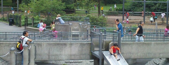 Central Park - Heckscher Playground is one of Best Spots for Kids - NYC.