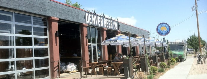 Denver Beer Co. is one of My Visited Breweries.