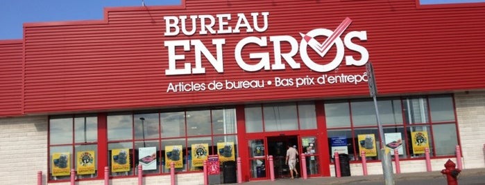 Bureau en Gros is one of DEUCE44 III.