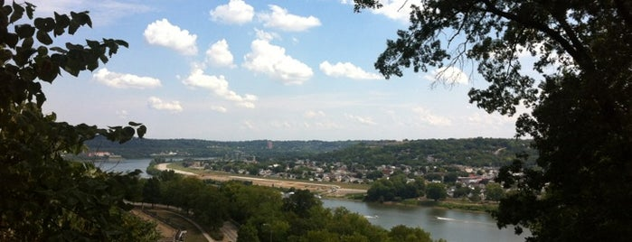 Eden Park is one of Cincinnati for Out-of-Towners #VisitUS.