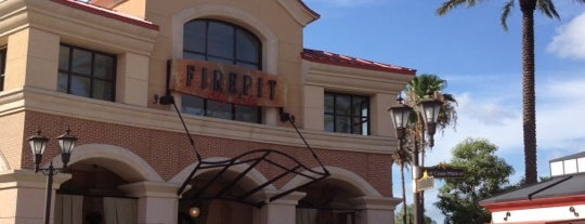 Firepit City Grill is one of restaurants.