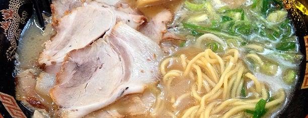 ラーメン横綱 刈谷ハイウェイオアシス店 is one of ラーメン同好会・三河支部.