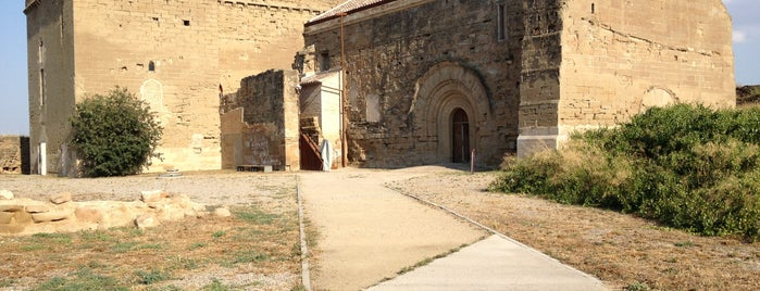 Castell de Gardeny is one of Visit Lleida.