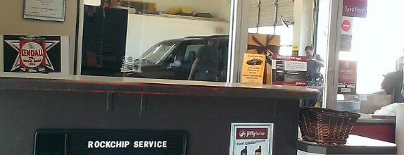 Jiffy Lube is one of (FREE) Mobile Coupons.