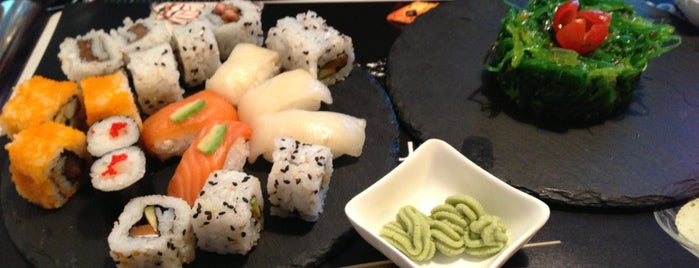 Sushi Store Express is one of Madrid.